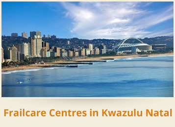 Frailcare Centres in Kwazulu Natal