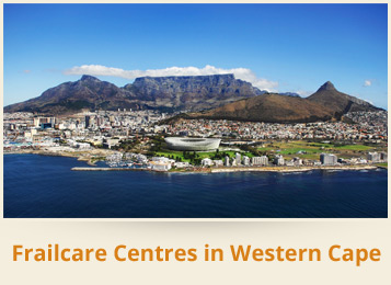 Frailcare Centres in Western Cape