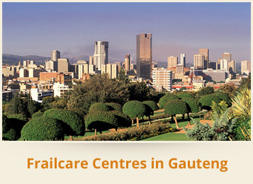 Frailcare Centres in Gauteng